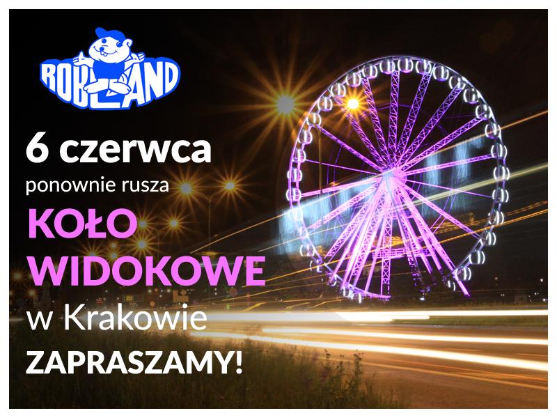 Diabelski Młyn w Krakowie rusza w czerwcu