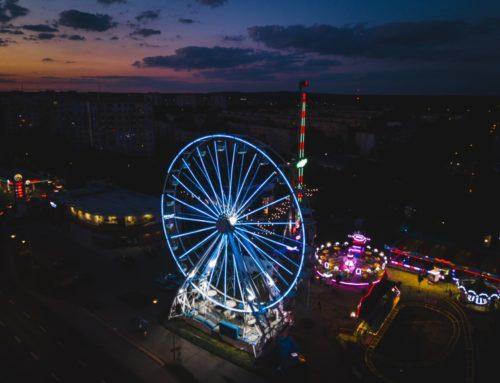Lunapark Robland – ponad pół wieku w branży rozrywkowej