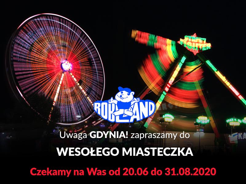Wesołe Miasteczko Gdynia 2020
